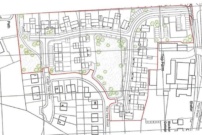 Thumbnail Land for sale in Coalpit Lane & Yew Tree Road, Elkesley, Retford