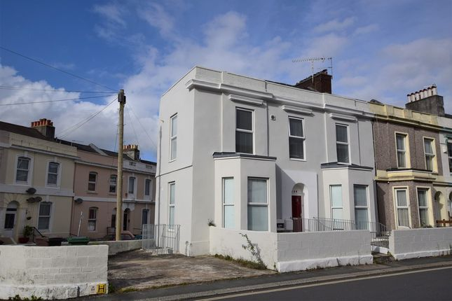 Thumbnail End terrace house for sale in North Road West, Plymouth