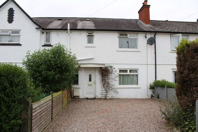 Thumbnail Terraced house to rent in Ardgreenan Gardens, Belfast