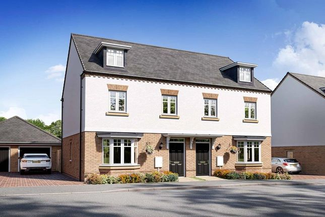 """3 bed semi-detached house for sale in """"Kennett"""" at West Road, Sawbridgeworth CM21"""