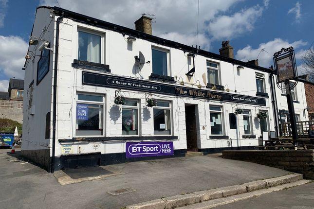 Thumbnail Pub/bar for sale in Burnley Road, Sowerby Bridge
