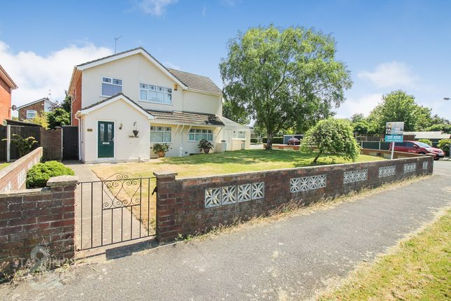 Thumbnail Detached house for sale in Paddock Close, Belton, Great Yarmouth