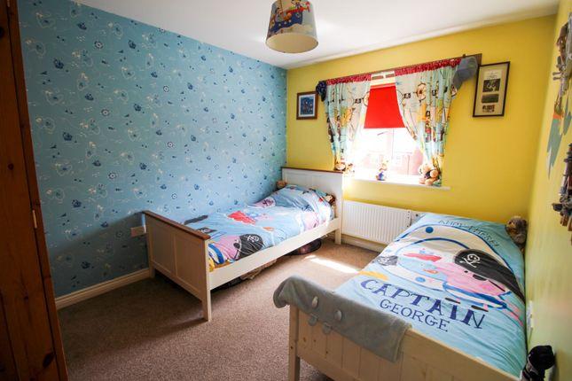Bedroom Two of Wheelwright Way, Woodford Halse NN11
