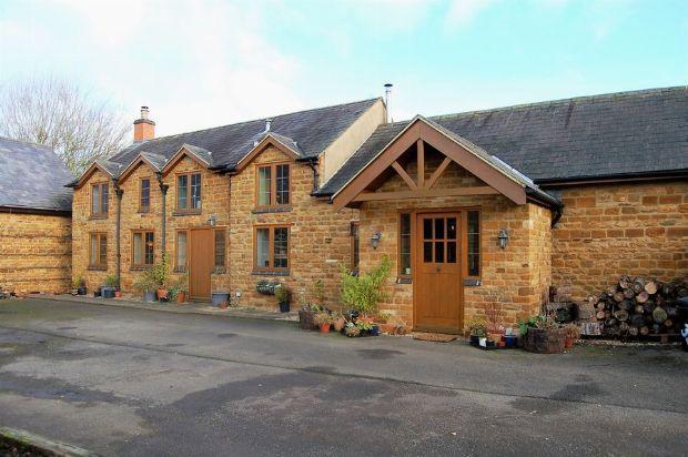 Thumbnail Property for sale in Delf Lane, Lower Harlestone, Northampton
