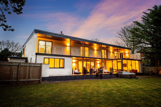 Thumbnail Detached house for sale in Shireburn Road, Liverpool, Merseyside