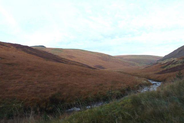 Thumbnail Land for sale in Tregaron
