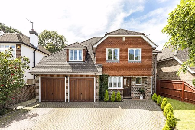 Thumbnail Detached house for sale in Warwick Close, Hampton