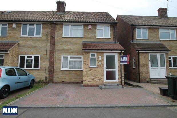 Thumbnail Property to rent in Lavinia Road, Dartford