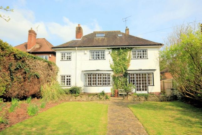 Thumbnail Property for sale in Crescent Road, Stafford