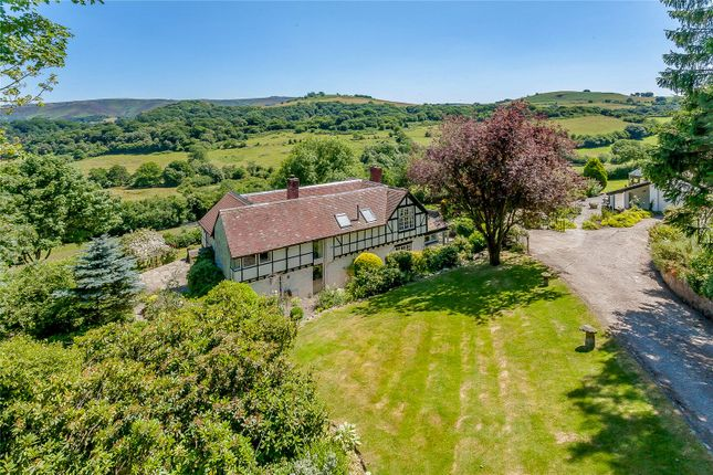Thumbnail Detached house for sale in Bentlawnt, Minsterley, Shrewsbury
