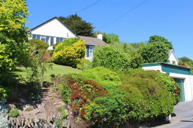 Thumbnail Bungalow for sale in Newlands, Buzzacott Lane, Combe Martin