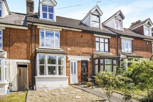 Thumbnail Terraced house to rent in Loose Road, Loose, Maidstone