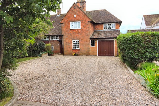 Thumbnail Semi-detached house for sale in Station Road, Felsted