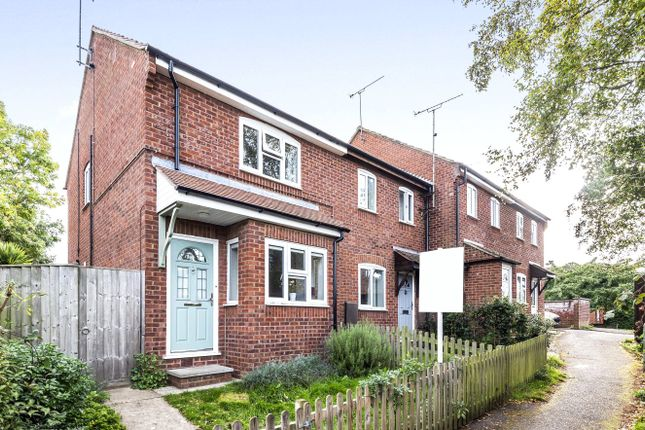 Thumbnail End terrace house for sale in Jespers Hill, Faringdon, Oxfordshire