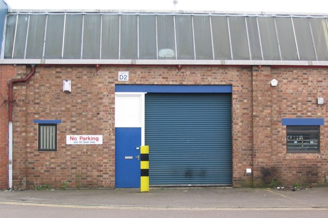 Thumbnail Light industrial to let in Little Heath Industrial Estate, Old Church Road, Coventry