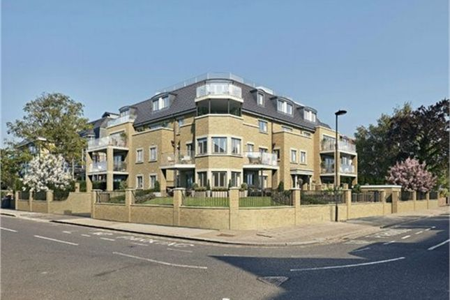 Thumbnail Flat for sale in Elysium Court, 33 Waverley Road, Enfield