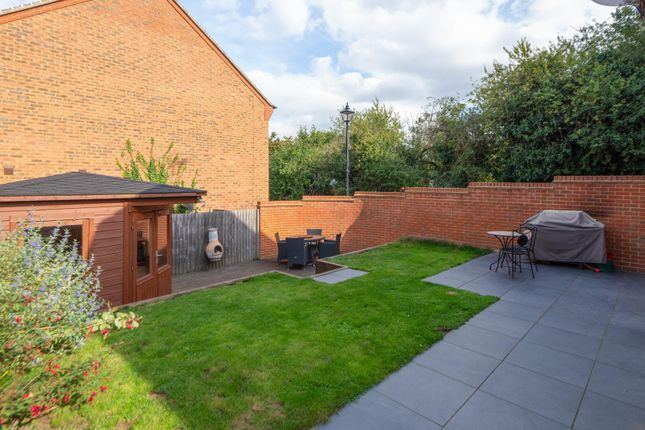 Garden of Swaffer Way, Singleton, Ashford TN23