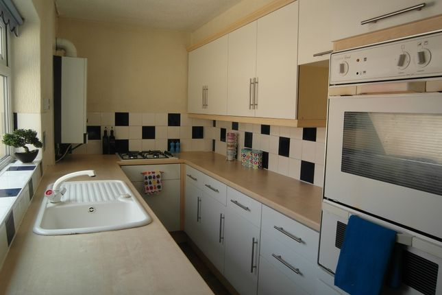 Thumbnail Terraced house to rent in Ebor Street, Burnley