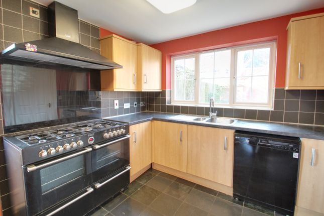 Thumbnail Detached house to rent in Thistley Close, Braunstone, Leicester