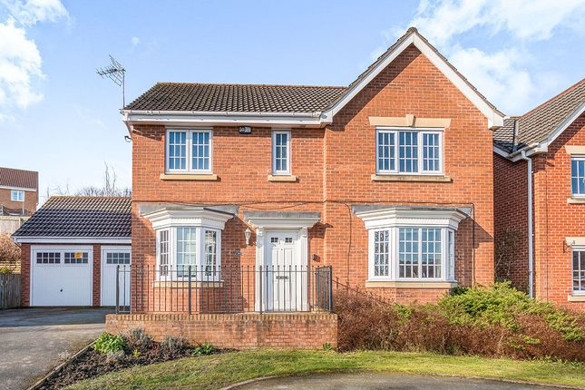 Thumbnail Detached house for sale in Bridon Way, Cleckheaton