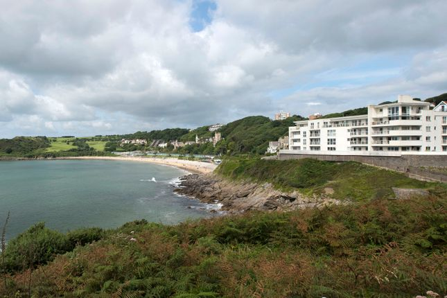 Thumbnail Flat for sale in The Osborne, Rotherslade Road, Langland