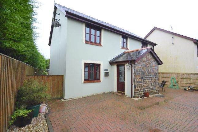 Detached house for sale in Clarbeston Road