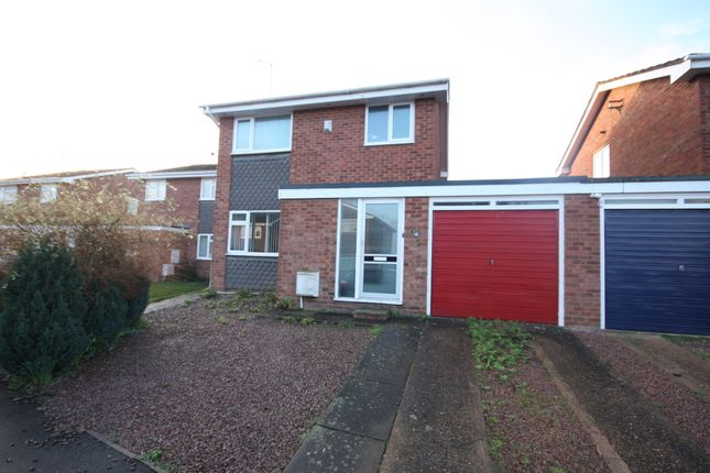 Link-detached house for sale in Garden Stiles, Pershore