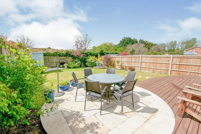 Thumbnail Detached bungalow for sale in Glynn Road, Peacehaven