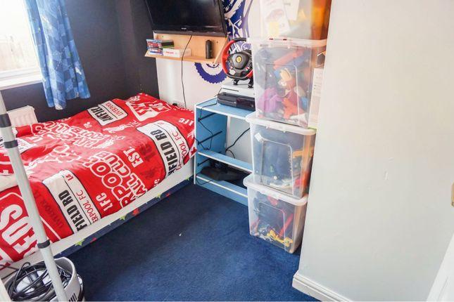 Bedroom Three of Hawksworth Crescent, Chelmsley Wood, Birmingham B37