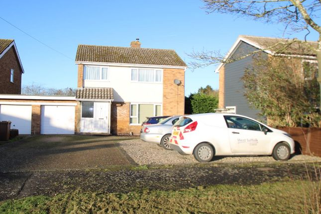 Thumbnail Link-detached house for sale in Carbonels, Great Waldingfield, Sudbury