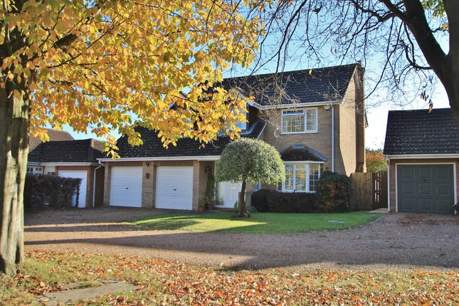 Thumbnail Detached house for sale in Barningham, Bury St Edmunds, Suffolk