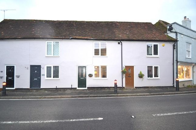 Thumbnail Terraced house for sale in High Street, Puckeridge, Ware