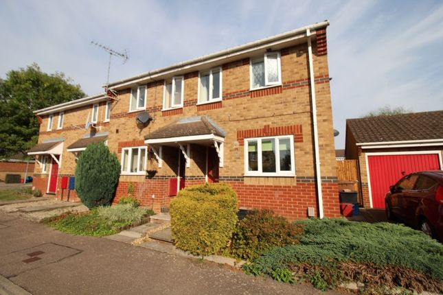 Thumbnail Terraced house to rent in Augustus Gate, Stevenage