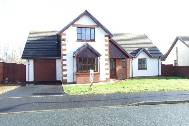 Thumbnail Detached house to rent in Heritage Gate, Haverfordwest