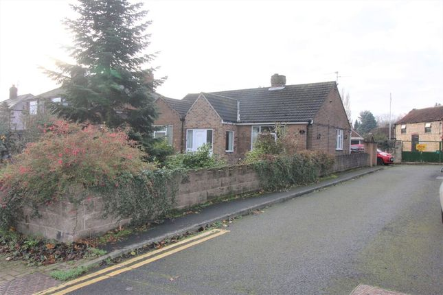 Thumbnail Bungalow for sale in Church Street, Armthorpe, Doncaster