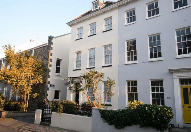 4 bed end terrace house for sale in St Jean De Luz, 11 Union Street, St Peter Port