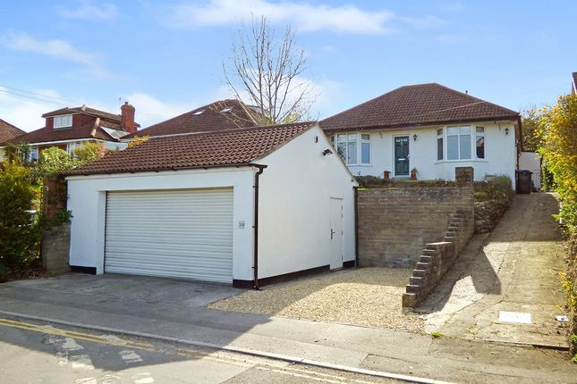 Thumbnail Detached bungalow for sale in The Butts, Westbury, Wiltshire