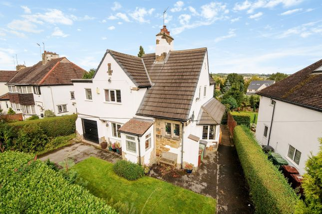 Thumbnail Detached house for sale in The Oval, Guiseley, Leeds