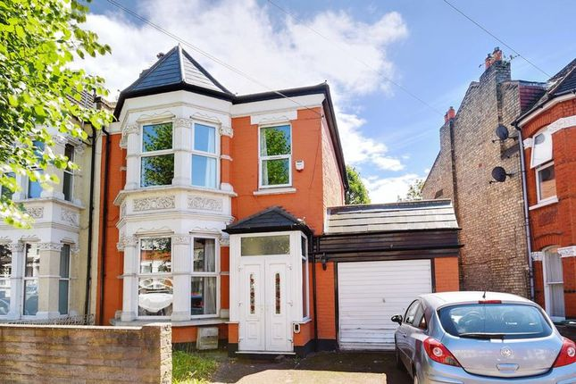Thumbnail Semi-detached house for sale in Palmerston Crescent, Palmers Green