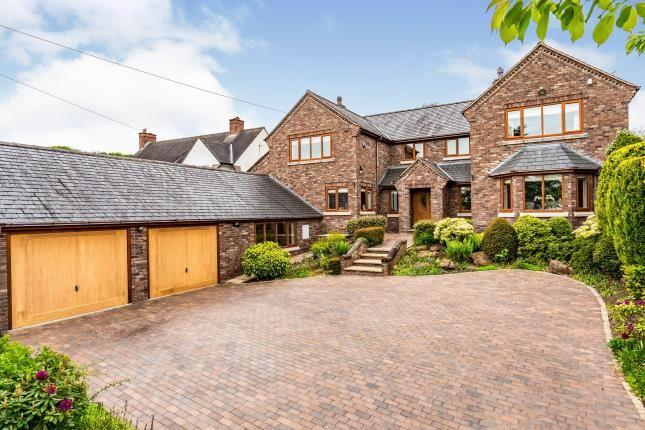 Thumbnail Detached house for sale in St Matthews Close, Appleton, Warrington, Cheshire