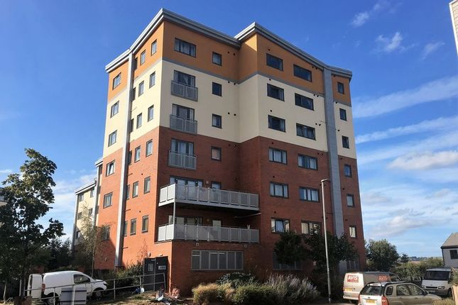 Thumbnail Flat for sale in Abbey Close, Taunton