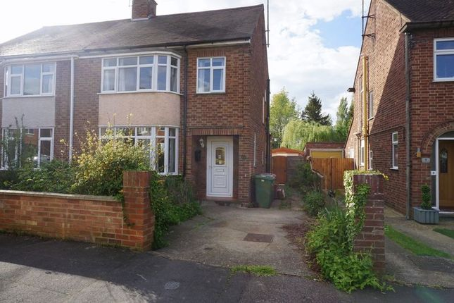 Thumbnail Semi-detached house to rent in Mead Close, Walton, Peterborough