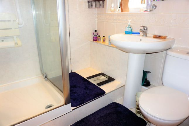 Shower Room of Tullos Crescent, Aberdeen AB11