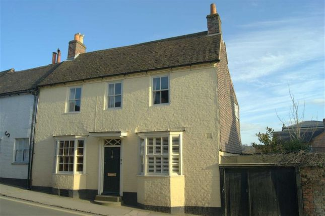 Thumbnail Semi-detached house for sale in St Martins, Marlborough, Wiltshire