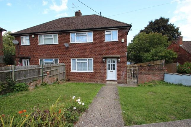 Thumbnail Semi-detached house to rent in Squirrel Lane, High Wycombe
