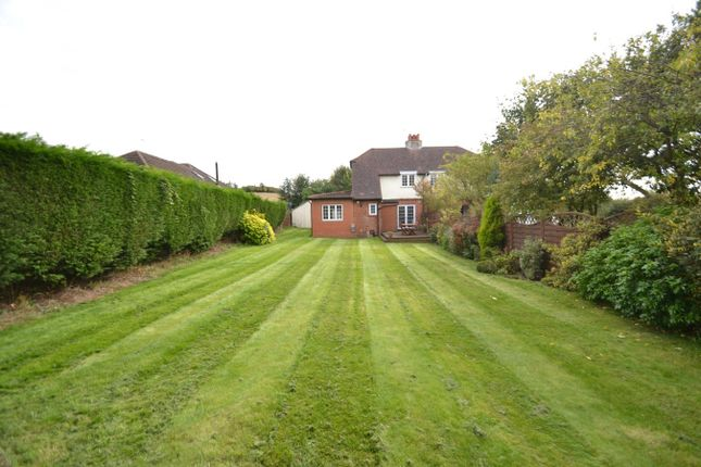 Thumbnail Semi-detached house for sale in Holyfield, Waltham Abbey, Waltham Abbey