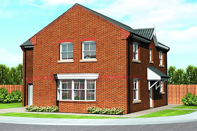 """Thumbnail Detached house for sale in """"The Escrick"""" at Staynor Link, Selby"""