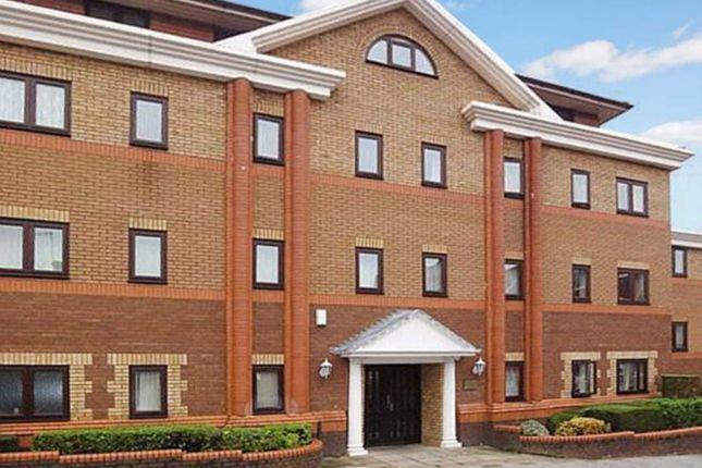 Thumbnail Flat to rent in Collingdon St, Luton