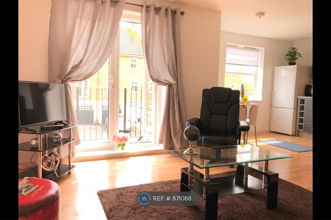 Open Plan Lounge of Badgerdale Way, Littleover, Derby DE23