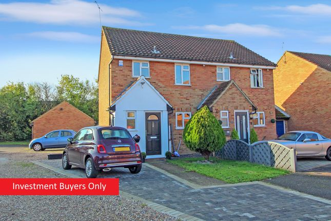 3 bed semi-detached house for sale in Roding Way, Wickford SS12